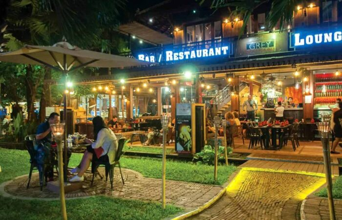 The Grey Khmer Restaurant