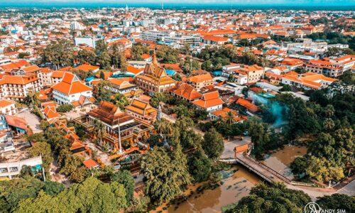 New Siem Reap City Development Plan Unveiled