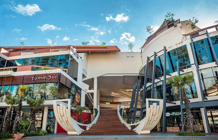 The Heritage Walk Mall Siem Reap