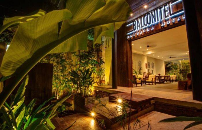 Balconitel Boutique Hotel