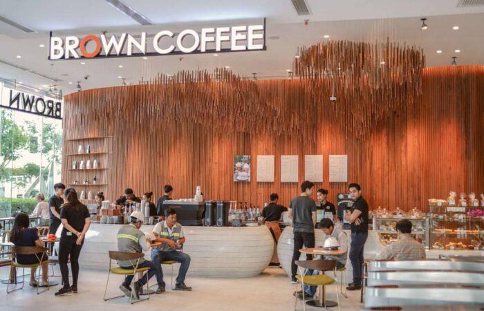 Brown Coffee & Bakery