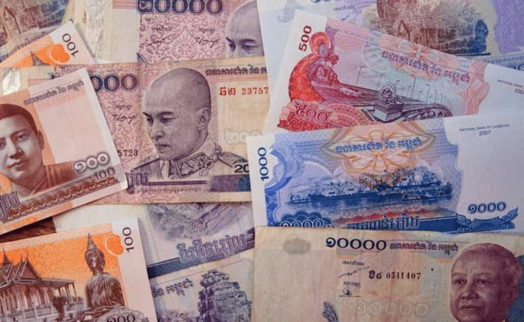 The US dollar is Cambodia's unofficial second currency, but that's starting to change.