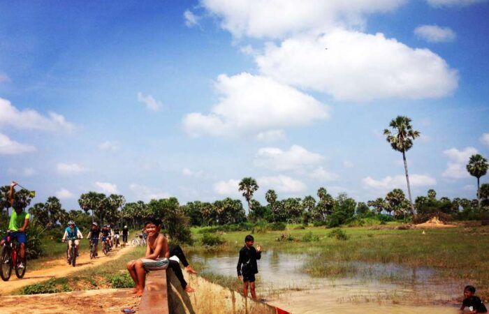 Countryside Tour, Battambang, Cambodia