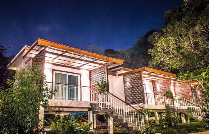 La Passion Resort by Achariyak in Sihanoukville