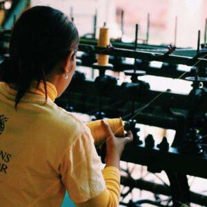 Pouk Silk Farm