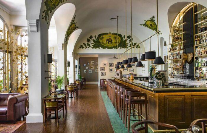 Raffles Hotel Le Royal Elephant Bar