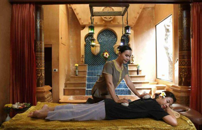 Baray Spa Foot Massage